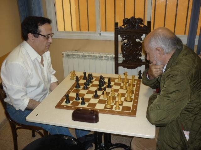 Luis e Iñaki